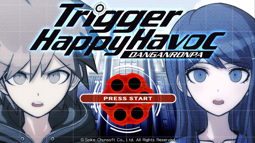 Danganronpa: Trigger Happy Havoc Free Download