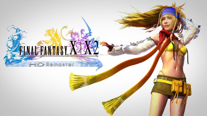 Final Fantasy X / X-2 HD Remaster Free Download